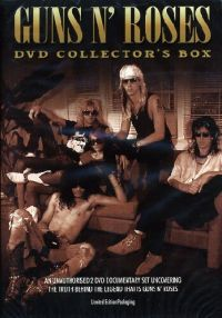 Cover Guns N' Roses - DVD Collector's Box [DVD]